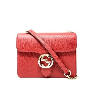 Gucci Interlocking GG Shoulder Bag